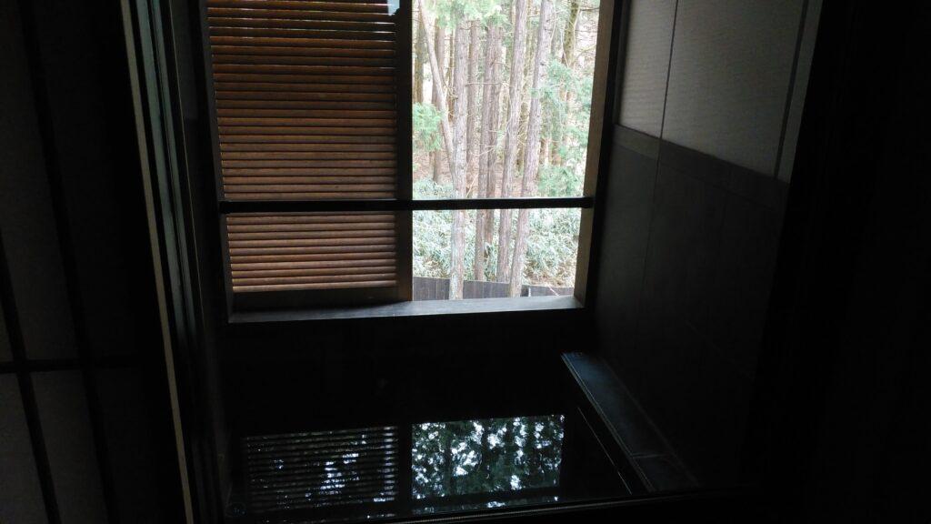 一の湯客室露天風呂